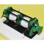 Twin Drum Winch - Hand Operated